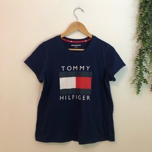 Tommy Hilfiger | graphic tee